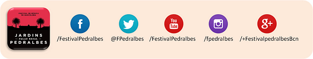Presencia online Jardins de Pedralbes
