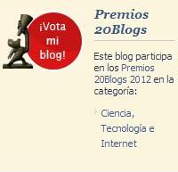 Vota nuestro blog