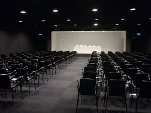 Sala eventos Cibernarium Barcelona