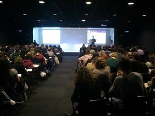Aercomparte 2. Cibernarium Barcelona Activa