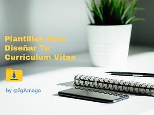 #Curriculum 20 Webs Con Plantillas Para Diseñar Tu CV Como Un Profesional by @JgAmago en @Thetopictrend