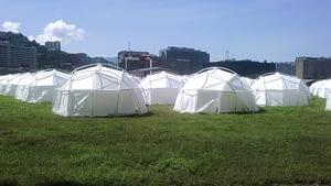 Alojamiento Festival