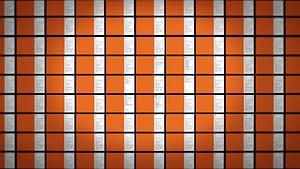 Campaña cuadrado naranja
