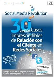 30 casos imprescindibles de Relación con el cliente en Redes Sociales - Izo
