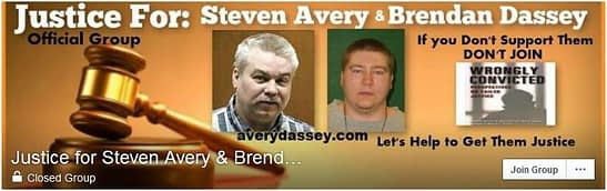 justice for avery and dassey