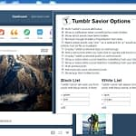 Tumblr savior