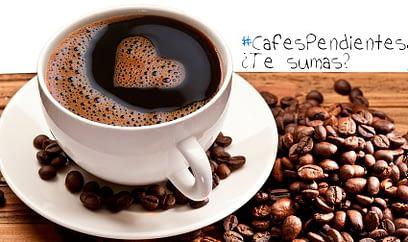 #CafesPendientes ¿Te sumas?