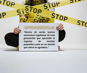 #Pandemials La Generación del PostConfinamiento post de @JgAmago en @thetopictrend