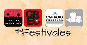 #Festivales Cuatro propuestas veraniegas con presencia en Redes Sociales